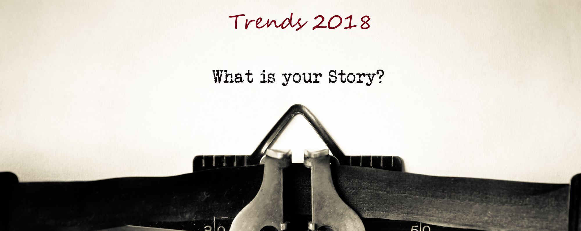 History Marketing Trends 2018